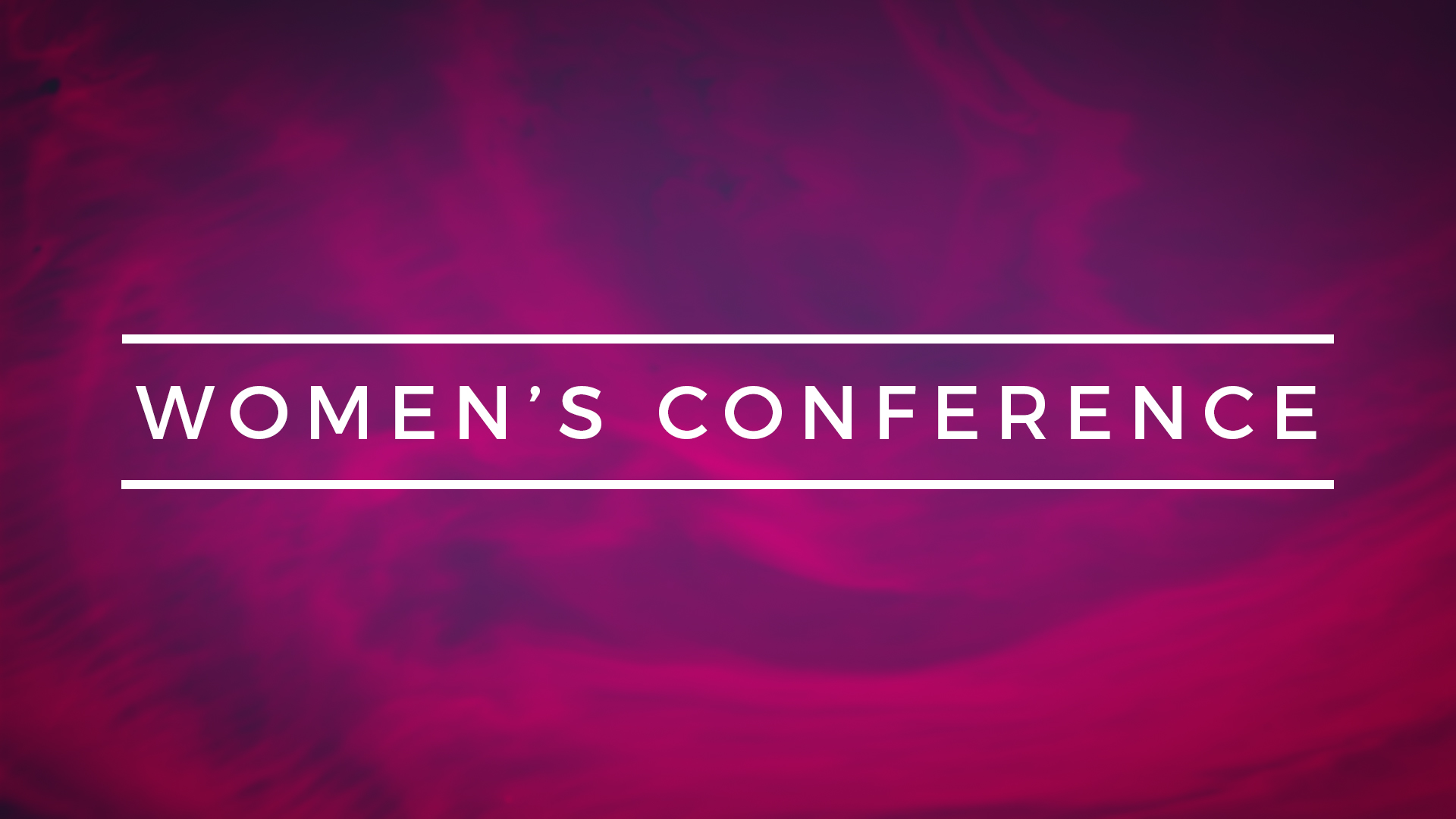 IEC 2017 Women's Conference